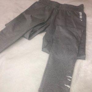 Grey Gymshark leggings